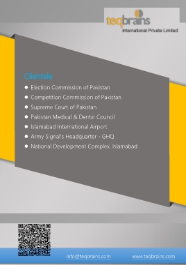 Page 11 - Teqbrains International Private Limited - Company
